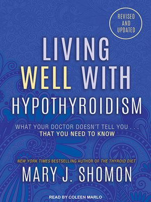 cover image of Living Well with Hypothyroidism